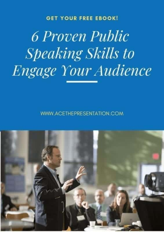 Free eBook, Public Speaking Engaging Your Audience